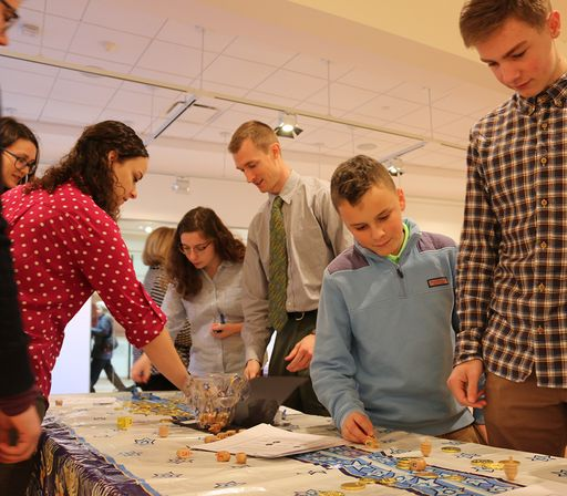 Pennington celebrates Chanukah