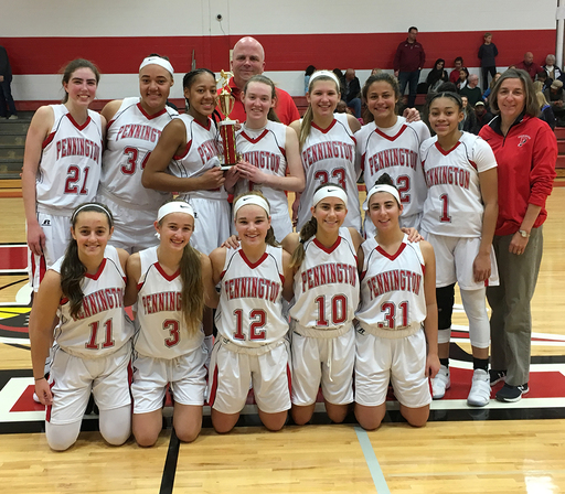 Girls' basketball captures Molinelli title