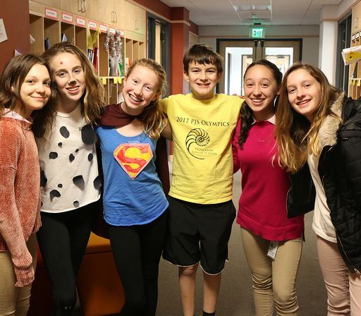 Middle School celebrates Kindness Week