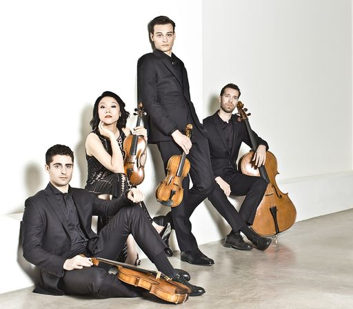 Tesla Quartet coming to School in May