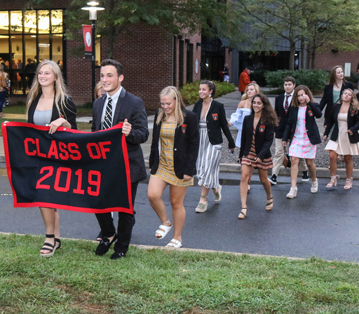 Convocation opens 181st year