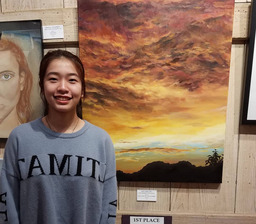Pennington students win at 2019 Phillips' Mill Youth Art Exhibition