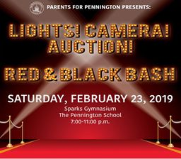 Join PfP at the Red & Black Bash on Saturday, February 23