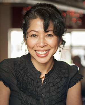 Author Loung Ung