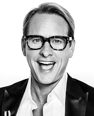 Author Carson Kressley